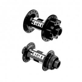 Buje DT Swiss DT350 delantero 15x100mm, 32 agujeros, 6 tornillos o Center Lock
