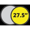 """Ruedas MTB de 27.5"""" de carbono"""