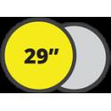 """Ruedas MTB de 29"""" de carbono"""
