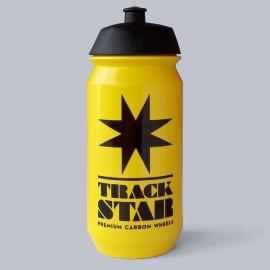 Bidón profesional Shiva de Tacx - Logo TRACKSTAR