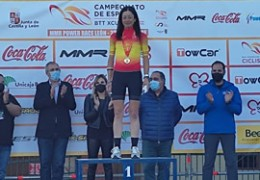 Una victoria y dos podiums en el Campeonato de España XCUM 2021